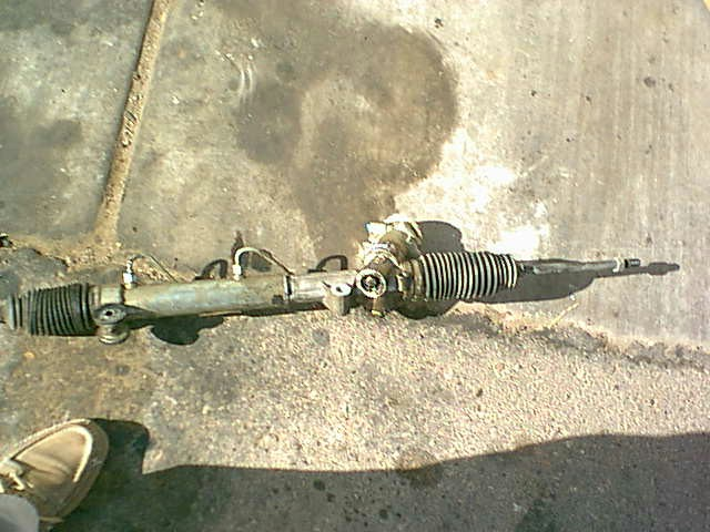 Y143 Police Chevrolet Impala Steering Can Lock Up At Any